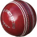 KD Knight 2 piece Leather Cricket Ball