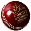 Dukes County International Leather 4 Peice Cricket Ball