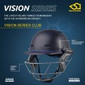 Masuri Vision Series Cricket Helmet - Club (Senior)